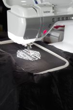 Get to know your Brother V3/V5 embroidery machine